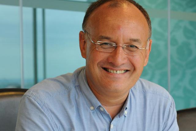 Matt Shreeve: joins News International