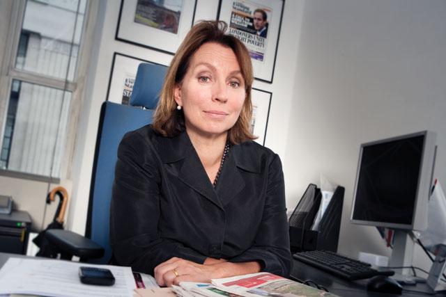 Standard editor: Sarah Sands