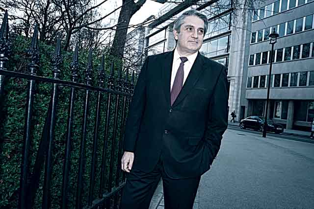 Jean-Yves Naouri: Possible future Publicis Groupe chief executive