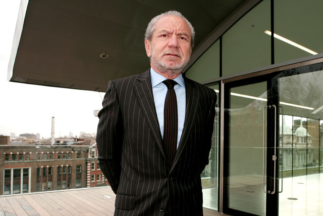 Lord Sugar: YouView makes long-delayed launch