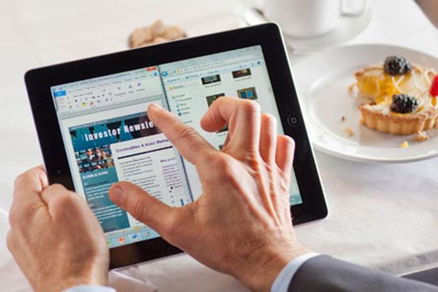 Tabalet usage: IAB urges UK retailers to improve their mobile marketing strategies