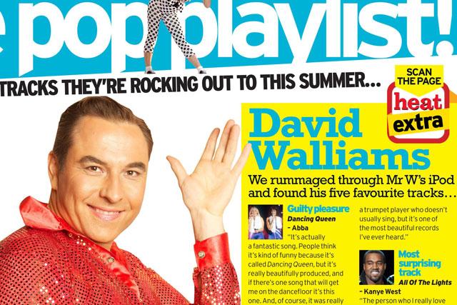 Heat: David Walliams reveals his guilty pleasures