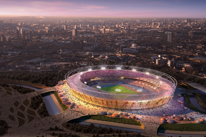 Olympics...Agencies withdraw from 2012 pitch