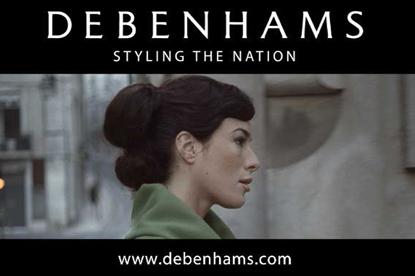 Debenhams...shortlist cut
