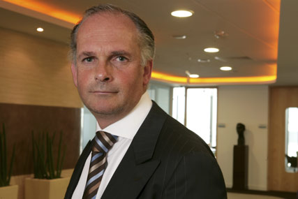 Gary Digby…meetings scheduled with global account directors