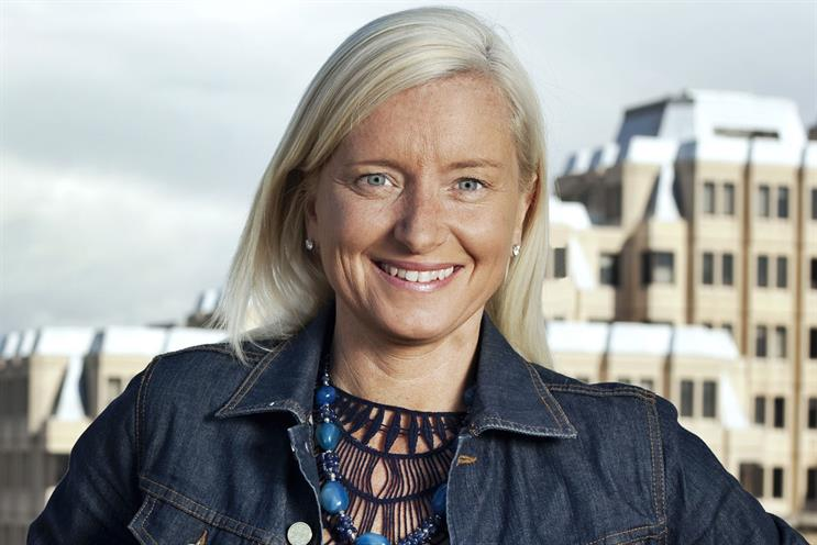 Carolyn Everson: the vice-president of global marketing solutions at Facebook