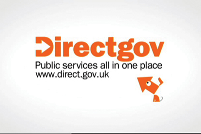 Directgov…COI is looking for an agency