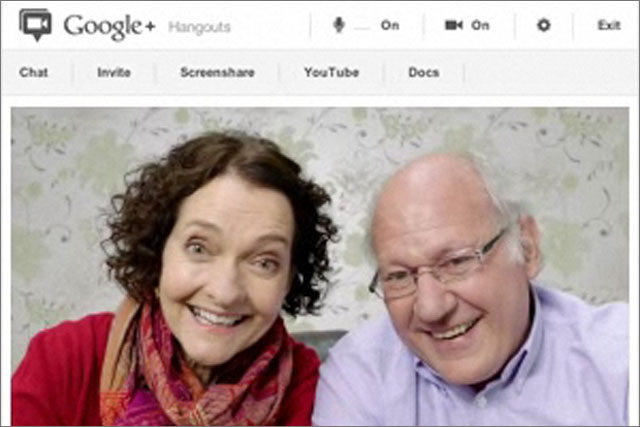 Google+: UK ad campaign begins today