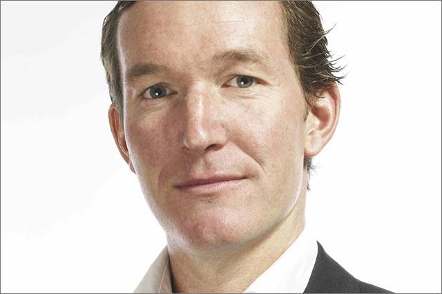 Timothy Webb: international director at Dennis Publishing