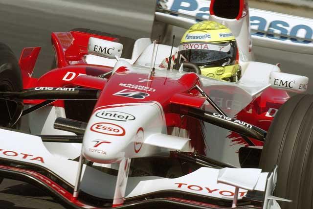 Formula One on Sky