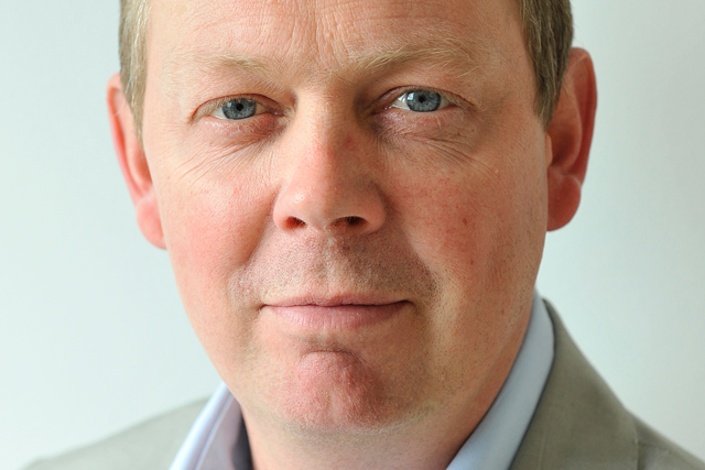 Charlie Meredith: appointed managing director of IPC Advertising