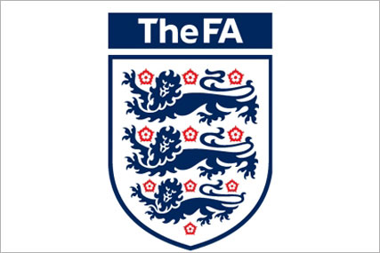 Football Association: still seeking sponsor for England team