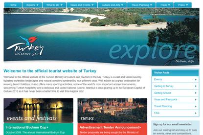 Turkey…£3m account
