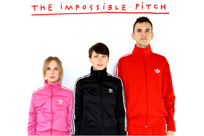 Impossible pitch... website