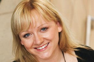 Lindsay Strachan, brand consultant, Scottish Widows