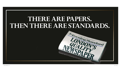Standard... new agency
