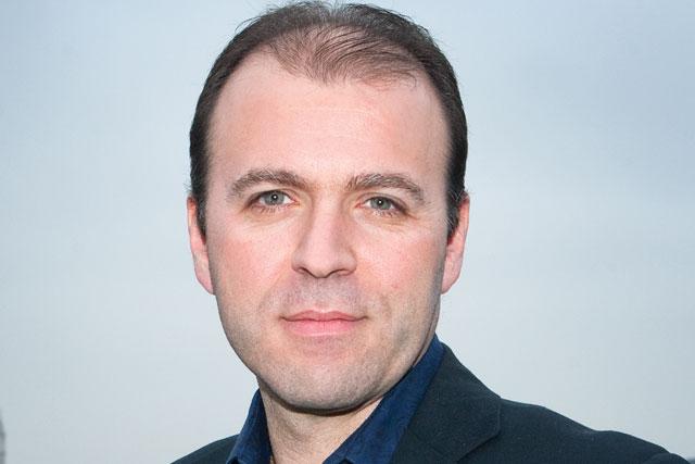 Agostino Di Falco: partnership director at Channel 5 (photo: Colin Stout)