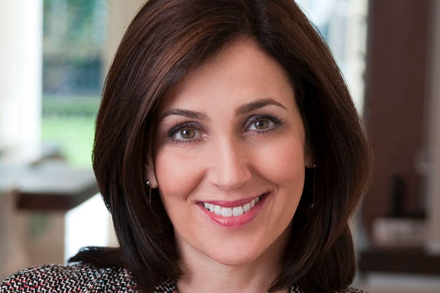 Joanna Shields: vice president and managing director of Facebook