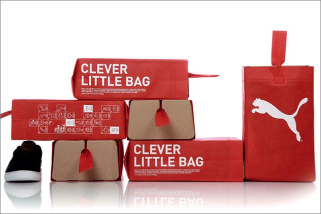 Puma: the reusable Clever Little Bag