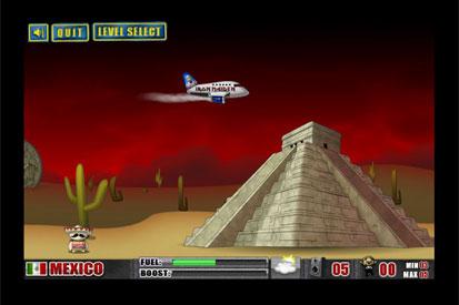 Iron Maiden Flight 666: the game