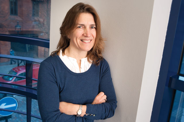 Rebecca Miskin: 'the web is all about collaboration'