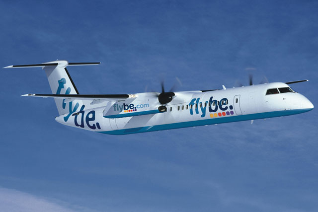 Flybe: reviewing advertising