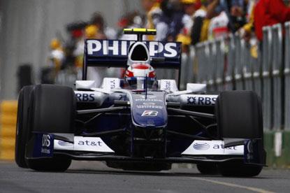 Williams...Formula 1 team appoints Adam & Eve