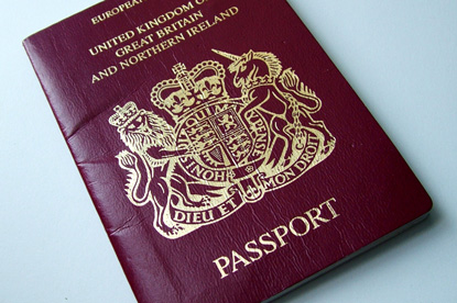 Passport office…Proximity will work with AMV