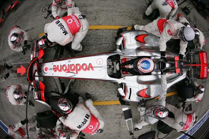 Vodafone: Grand Prix access