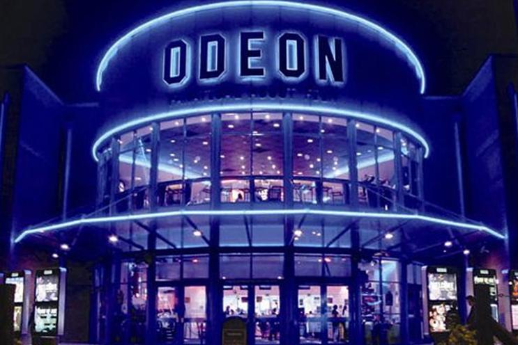 Odeon: seeking media agency