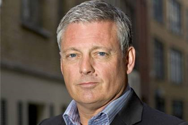 Steve Booth: chief executive officer at Arena Media
