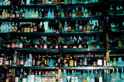 Spared: there is to be no tax rise on alcohol