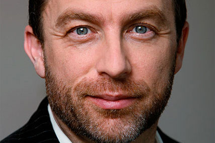 Jimmy Wales: the founder of Wikipedia
