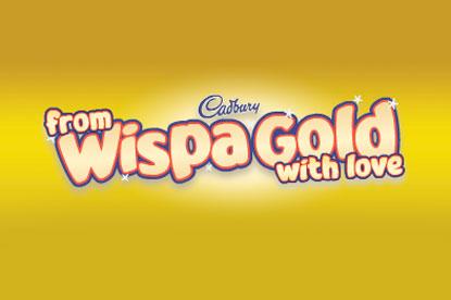 Wispa Gold... new campaign