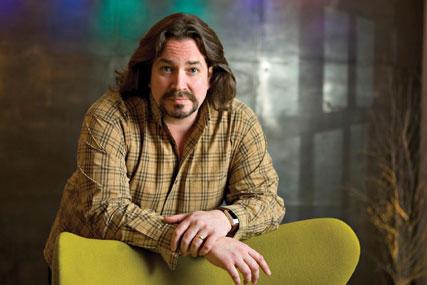 Jon Williams, the chief digital officer of Grey EMEA