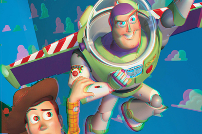 Toy Story... 3D ad