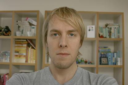 Iain Tait: former Poke founder joined Wieden & Kennedy