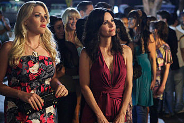 Cougar Town: hit US series acquired for Living TV by Claudia Rosencrantz