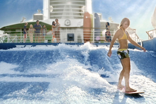 Royal Caribbean International: JWT becomes its first UK advertising agency