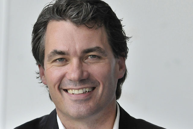 Gavin Patterson: chief executive at BT Group