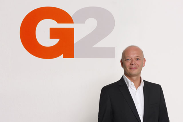 Martin Patmore: regional chief executive of G2 Asia Pacific