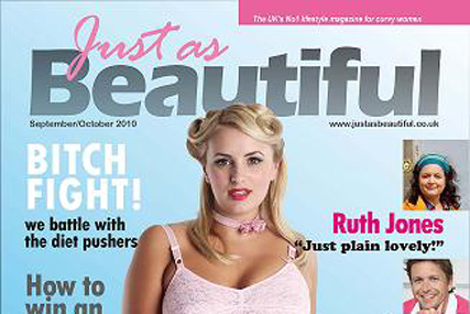 Just As Beautiful: print version launched