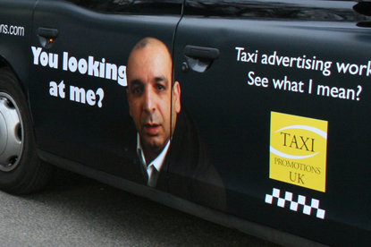 Taxi Promotions... acquisition