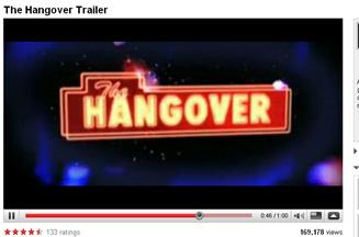YouTube - Hangover