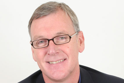 Nigel Sharrocks: now chief executive of Aegis Media's Western Europe region