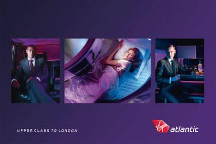 Virgin Atlantic: global brand drive