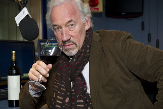 Simon Callow: hosts Classic FM show backed by Laithwaite's Wine