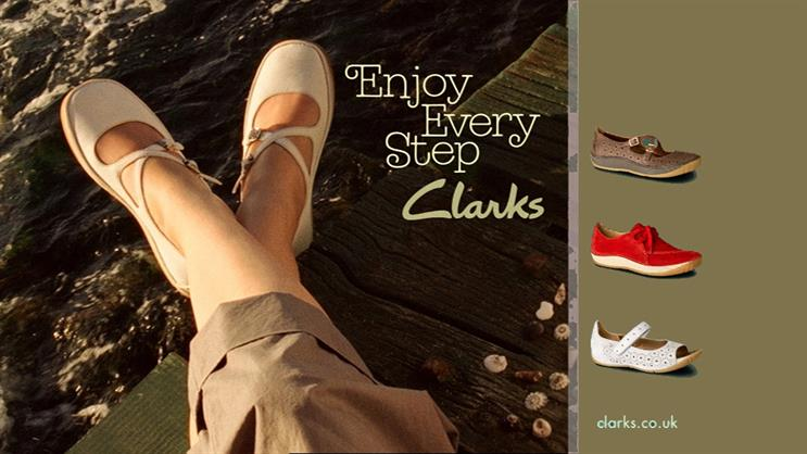 Clarks: global advertising review