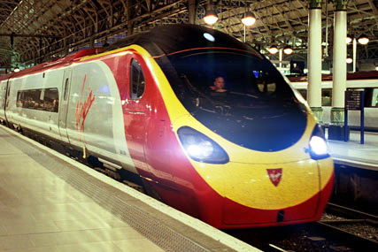 Virgin Trains: holds onto West Coast Mainline franchise for a year
