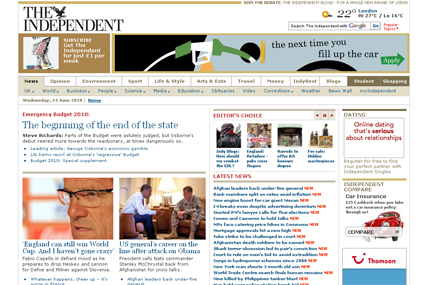 Independent appoints Hi-media to online ad business